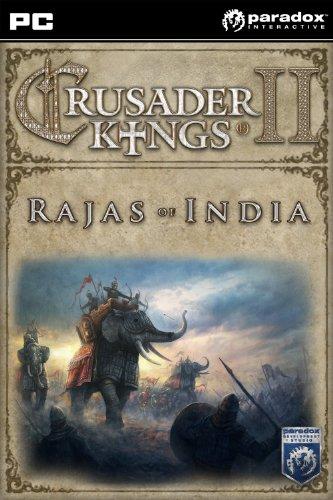 Crusader Kings 2 - Rajas of India [Online Game Code] by Paradox Interactive