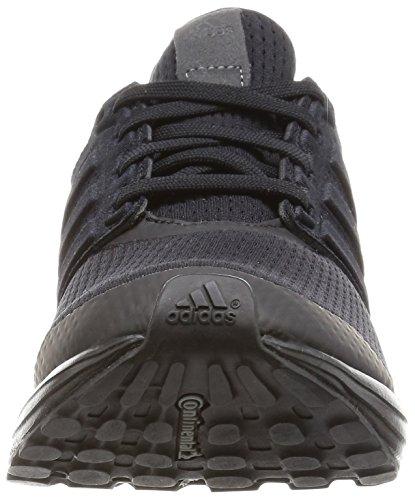 adidas Supernova Glide 8, Chaussures de Running Entrainement Femme Noir (Core Black/Core Black/Night Metallic)
