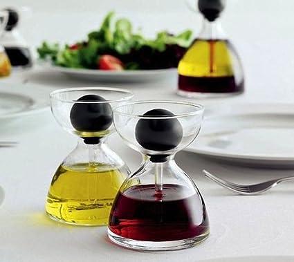 Essig und /Öl Pipetten Spender Set