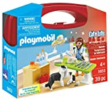 PLAYMOBIL Vet Visit Carry Case Playset