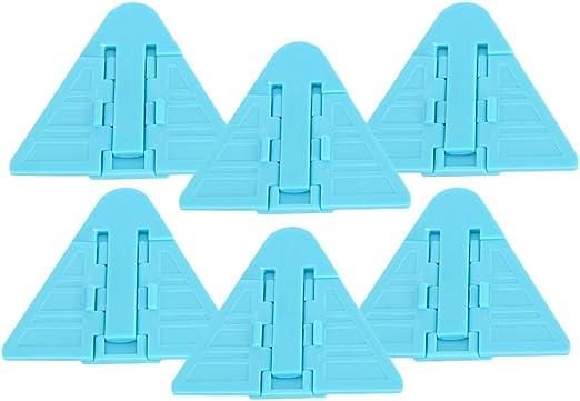 Puerta corredera cerradura con adhesivo 3 m de seguridad infantil con puerta corredera de cristal cerradura de seguridad para armarios Patio Windows puerta de cristal 6 unidades: Amazon.es: Hogar