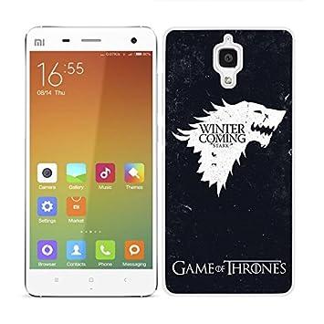 FUNDA CARCASA PARA Xiaomi MI4 JUEGO DE TRONOS CASA STARK ...