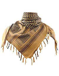 Micoop Premium Military Shemagh Tactical Desert Scarf Wrape