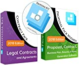 Software : General Contractors Contract Pack - Legal Contract Software and Templates V17.1