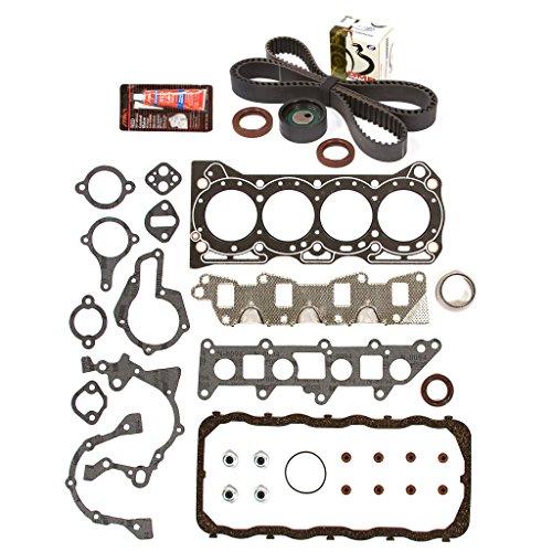- Evergreen HSTBK8000 Head Gasket Set Timing Belt Kit Fits 86-95 Suzuki Sidekick Samurai Swift 1.3 G13A