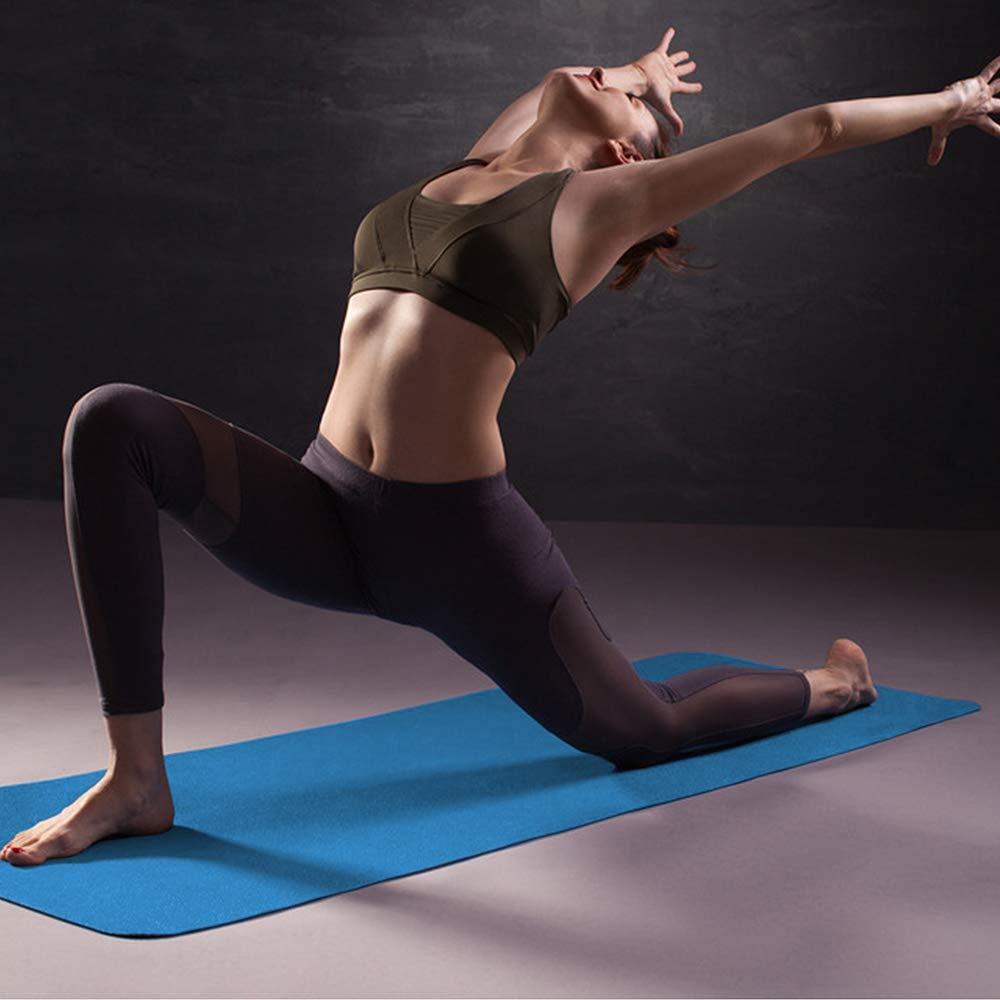 Hengda Esterilla Yoga Colchoneta de Gimnasia Espesor Extra