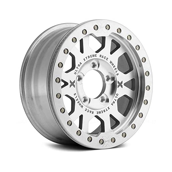 Ultra-103-Xtreme-ustom-Wheel-True-Beadlock-Machined-with-Polished-Bead-Ring-17-x-9-14-Offset-5×127-Bolt-Pattern-78mm-Hub