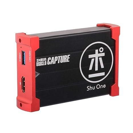 Amazon.com: shuone Juego Tarjeta de captura con Full HD ...