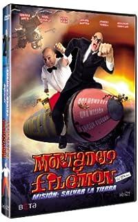 Mortadelo Y Filemon Contra Jimmy El Cachondo [DVD]: Amazon.es ...