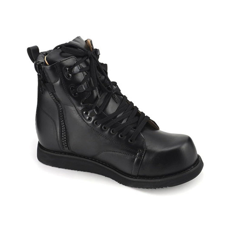 35b3cbe79c2 Amazon.com   Mt. Emey 6506 Men's Composite Toe Work Boot Black ...