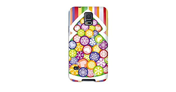 Amazon.com: Galaxy High Quality Tpu Case/ Christmas Tree ...