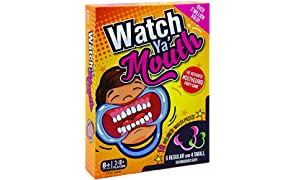Watch Ya' Mouth Original Mouthpiece Game - The Hilarious Family and Party Game