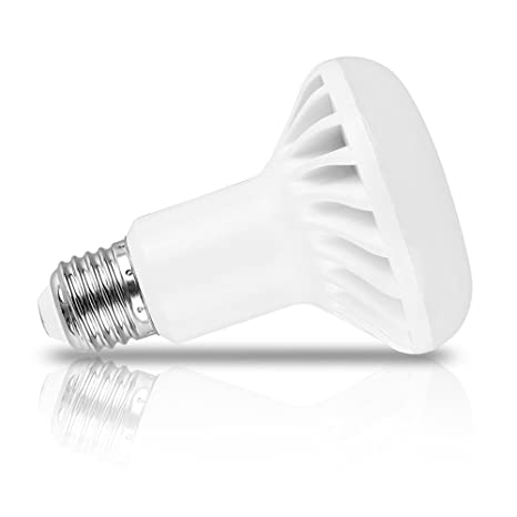 Amazon Com Ycdc 85 265v R80 Led Lamp E27 9w Spotlight Corridor