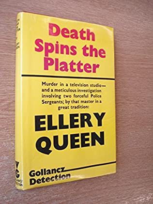 book cover of Death Spins the Platter
