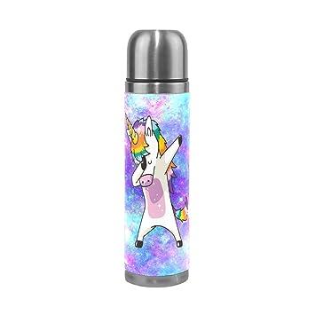 Dabbing - Botella de agua de acero inoxidable para niños ...