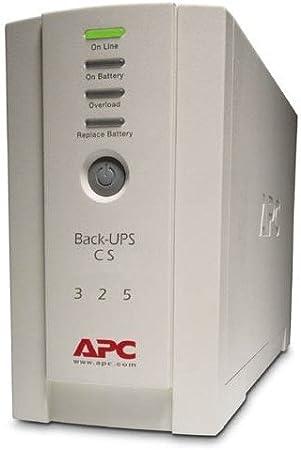 Apc By Schneider Electric Back Ups Cs 325va 230v W Computer Zubehör