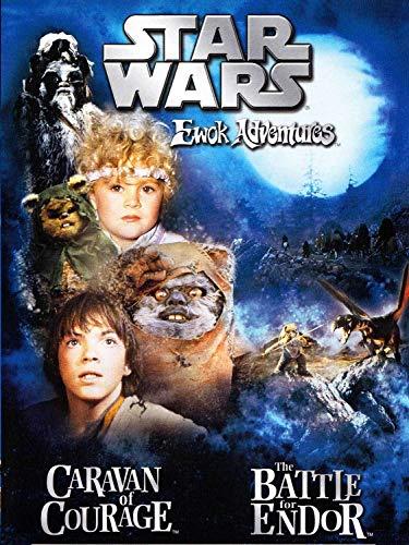 (Star Wars Ewok Adventures - Caravan of Courage / The Battle for Endor)