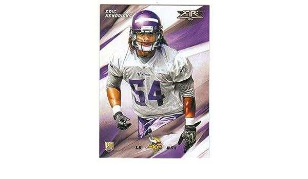 4a81e970b Amazon.com: 2015 Topps Fire Football Rookies RC #19 Eric Kendricks  Minnesota Vikings: Collectibles & Fine Art