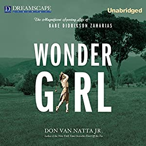 Wonder Girl Audiobook