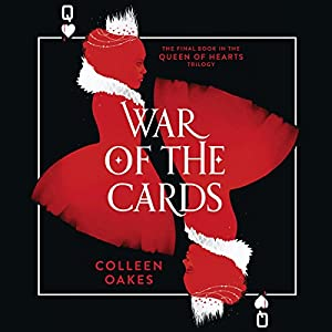 War of the Cards Audiobook