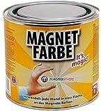 Vernice magnetica 0,5 litro - rivestire con qualsiasi colore o disegno
