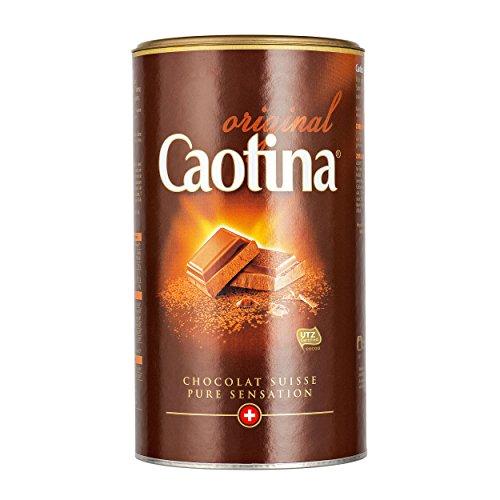 - Caotina Fine Swiss Milk Chocolate Multivitamin Powder Drink 500g - Made in Switzerland by Wander