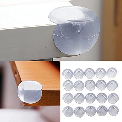 Multi Ware 20 x Bebé Infantil esquinas de silicona Protección ...