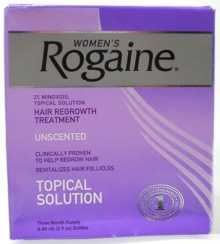Rogaine Regular Strength Women Triple