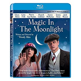 Magic In The Moonlight on Blu-ray, DVD, and Digital