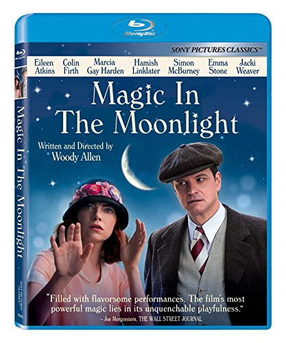 Blu-ray : Magic in the Moonlight (Ultraviolet Digital Copy, Dolby, AC-3, , Widescreen)