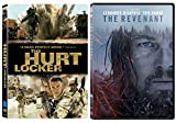 The Revenant DVD & Hurt Locker Oscar Movie Action Bundle Set