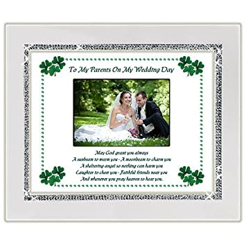 Wedding Gift For Parents Of The Bride Or Groom