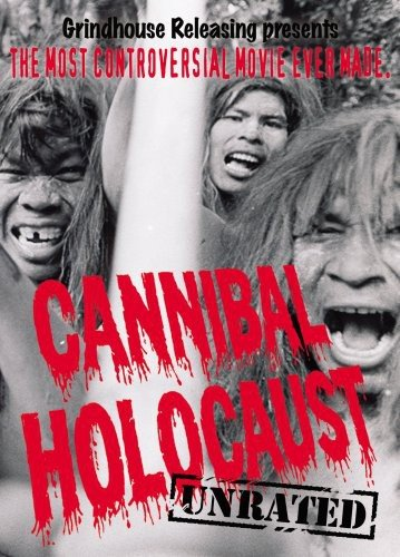Cannibal Holocaust (Unrated) by Grindhouse Releasing