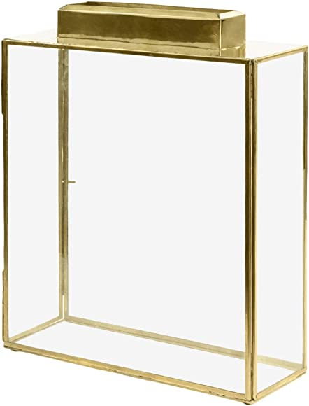 Koyal Wholesale Glass Wedding Card Gift Box Holder