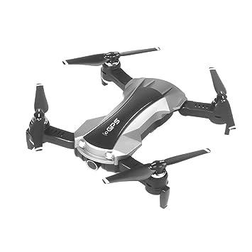 jfhrfged Cuadricóptero RTF Quadriciclo Plegable RC Drone 2K 1080P ...