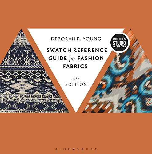 (Swatch Reference Guide for Fashion Fabrics: Bundle Book + Studio Access Card)