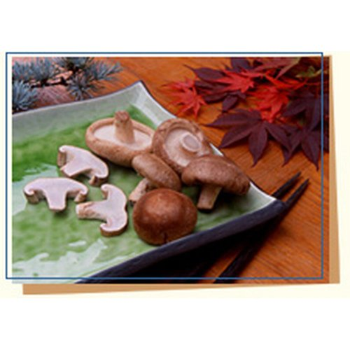 Mushroom Medium Shiitake - 5 Lb Unit by Gourmet555