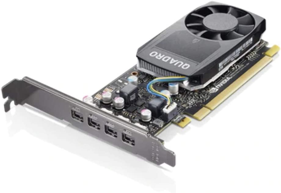 Lenovo Quadro P620 Graphic Card - 2 GB GDDR5 - Single Slot Space Required - Fan Cooler - 4 X Mini DisplayPort - PC