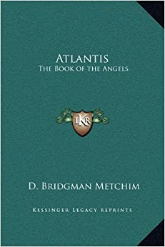 Atlantis: The Book of the Angels