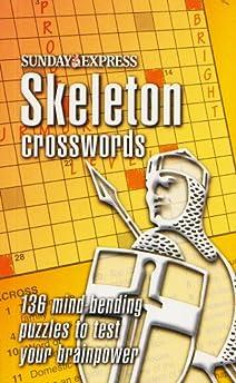 Daily Express  Skeleton Crossword Bk. I Paperback u2013 17 Mar 2008  sc 1 st  Amazon UK & Daily Express
