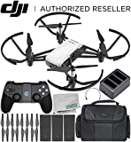 Ryze Tech Tello Quadcopter Boost Combo with GameSir T1d Controller & Carrying Case Bundle