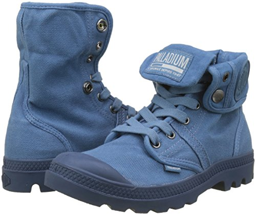 Palladium K80 capitain Altas Baggy Pallabrousse Azul capitain Bl Mujer Zapatillas Blue Para rORrPw