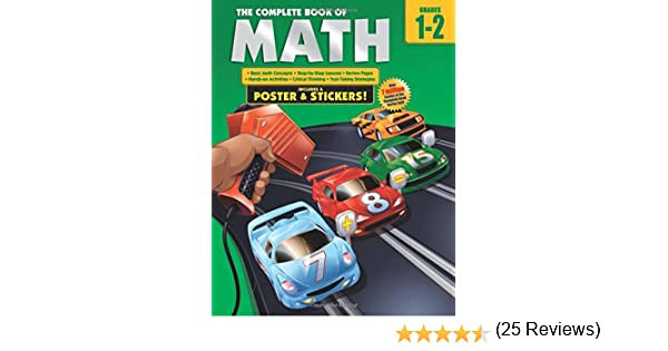 The Complete Book of Math, Grades 1-2: School Specialty Publishing ...