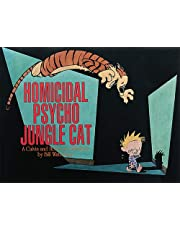 Homicidal Psycho Jungle Cat, 13: A Calvin and Hobbes Collection