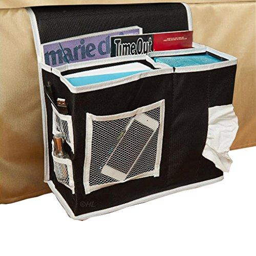 Bedside Caddy 6 Pockets Bedside Caddy Hanging Storage