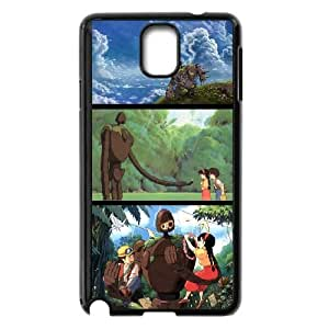 Castle in the sky Samsung Galaxy Note 3 Case Black Phone Case Cover NKZHIQQ4762