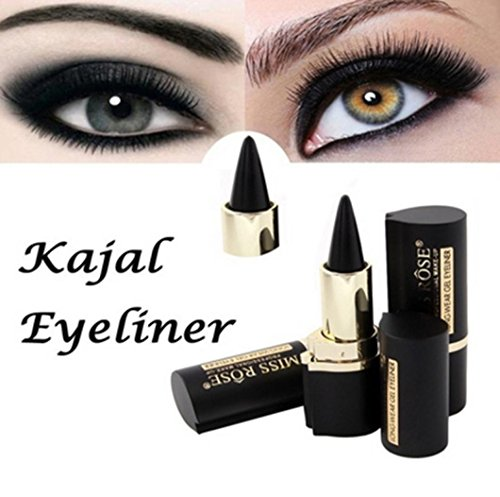 Oksale® Makeup Eyes Pencil Longwear Black Gel Eye Liner Sti