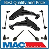 Lower Control Arms Inner Outer Tie Rod Ends Sebring Coupe Eclipse Autopart Intl