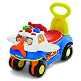 Little People Activity Airplane Ride-On