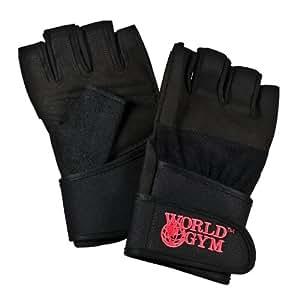 World Gym Power Training Gloves, X-Large